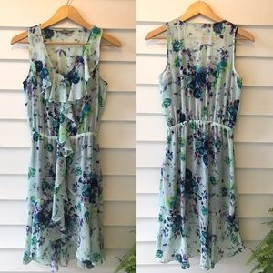 Daisy Fuentes floral dress XS